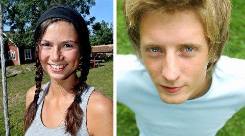 FRA 2008: Silje Hvarnes og Gaute Grøtta Grav fant kjærligheten under Farmen-innspillingen i 2008. Nå er det i følge Se & Hør brudd mellom de to. (Arkivfoto)