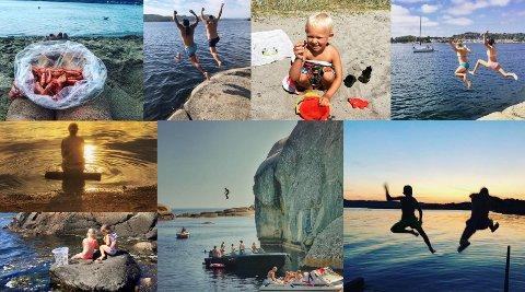 150 bilder: Det har blitt mottatt 150 bildebidrag i konkurransen. Nå er vinnerne valgt ut og trukket.