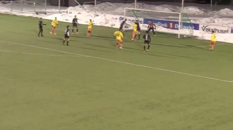 VANT: Elverum slo naborivalene Nybergsund 3-0 torsdag kveld.