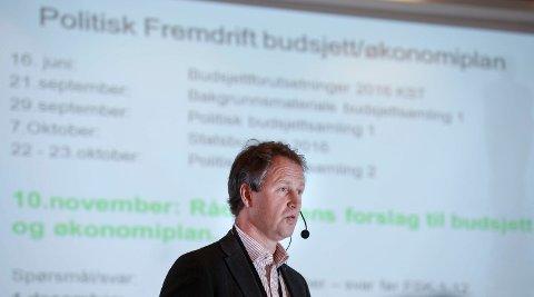 Rådmann Robert Pettersens åremålsperiode går ut i mai 2019. Nå ligger det an til fast ansettelse i kommunestyret tirsdag.
