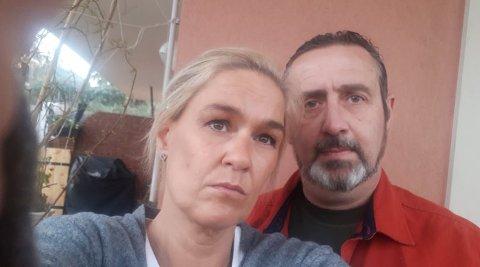 ISOLERT: Mette og Trygve Strøm holder seg  mest mulig hjemme, mens koronaviruset fortsetter å herje Italia. Paret som er bosatt på Sicilia, advarer nordmenn mot å ta for lett på helsetrusselen som korona-viruset representerer.