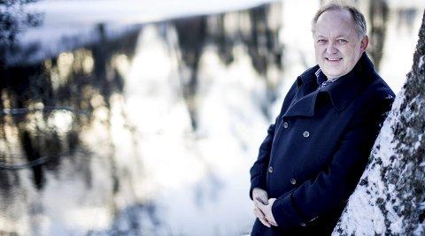I dag gifter Eidsvoll-ordfører John-Erik Vika seg med sin mannlige samboer gjennom 15 år. Det har det blitt avisoverskrifter av. Foto: Tom Gustavsen