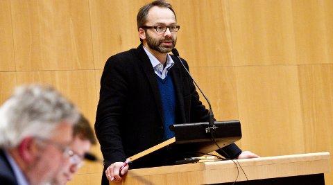 HELT PÅ TOPP: Jørgen Vik fra Lillestrøm ligger foreløpig an til å bli Aps ordførerkandidat for Lillestrøm kommune.