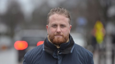 SØRGER: Ordfører Eyvind Schumacher.