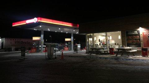 DYREST: Circle K-stasjonen ved Kopstadkrysset i Horten hadde det dyreste drivstoffet vi fant i fylket.