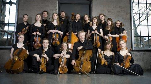 TrondheimSolistene er blant de medvirkende musikerne under Mozartfestivalen i år. Ensemblet holder konsert i Fredrikstad fredag kveld og søndag 23. april. (Foto: Jørn Adde)