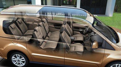Flesible seteløsninger er gull verdt når man har små barn som skal sitte i barneseter. Her er særlig flerbruksbilene gode, med bakseter som kan skyves i lengderetningen og seterygger som kan justeres.