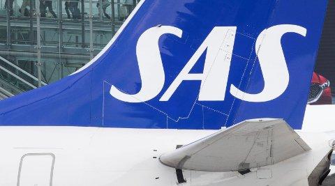 SAS hadde god trafikk i september.