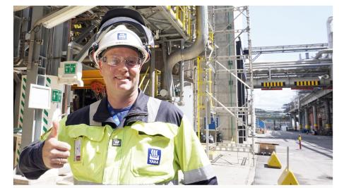 POTENSIALE: Energijeger Anders Holst tror det ligger store potensialer i å utnytte mer energi fra gjødselproduksjon til oppvarming av bygg.