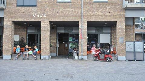 POPULÆRTTILBUD:Café Stund i Hagan Atrium tirsdag ettermiddag denne uka.