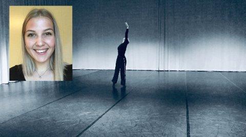 Maia Dullaert har studert dans i Stavanger i tre år. Nå har hun flyttet hjem til Nordmøre og starter en karriere som lærer og utøvende danser.