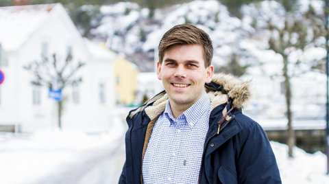 Risørs næringssjef Bård Vestøl Birkedal er stolt over at Risør høster solid anerkjennelse for satsingen på næringsliv og design.