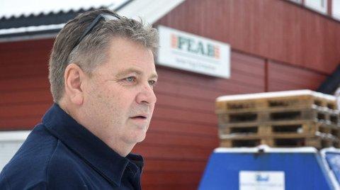 KJEMPESTART PÅ 2017: Jan Petter Hansen er regionsjef i Peab.