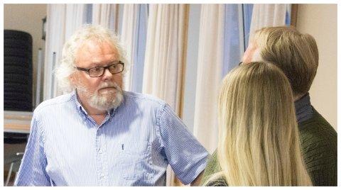 KONTINUERLIG ARBEID: Et godt arbeidsmiljø kommer ikke av seg selv, det er noe som alltid må være i fokus på enhver arbeidsplass, sier Geir Arne Berg i HMS 365 AS.