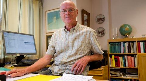 BOSTYRER: Advokat Kai Frobøse Moss i Horten er bostyrer for konkursen i Murmester Ivar Johansen AS.