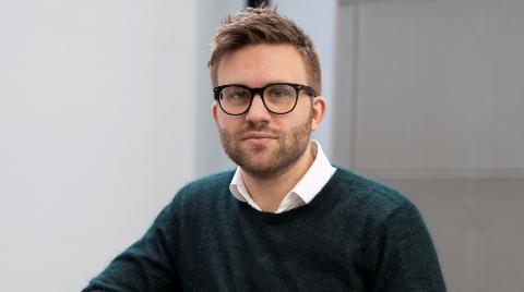 SKRYTER: Stefan Heggelund ER Høyres energi- og miljøpolitiske talsperson på Stortinget.