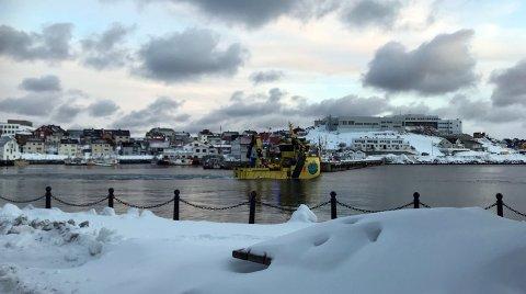 I Nordkapp og Lebesby ble det omsatt eiendommer for over 12 millioner i mars.