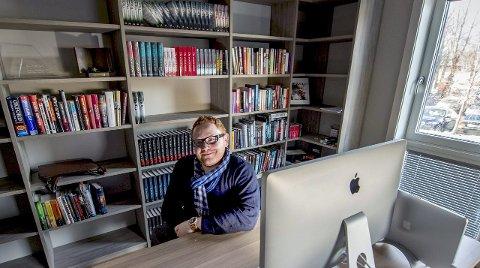 Fornøyd: Jan-Erik Fjell synes Michael Fassbender var god som Harry Hole, og at filmen bøæd på utrolige gode norgesbilder.