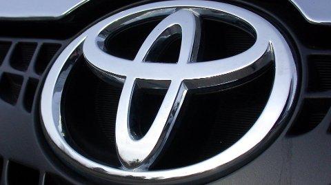 Lederjobb: Toyota er verdens største bilprodusent og i 2014 ble det produsert over 10 millioner personbiler.