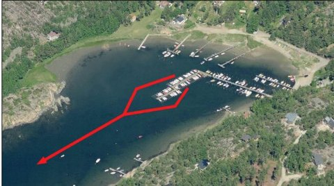 Kommunens ja til flytting av båtplasser i Oksrødkilen førte til reaksjoner og klager på vedtaket. Statsforvalteren mente imidlertid ikke at kommunen hadde gjort noe feil.