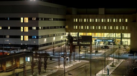 En medarbeider ved Sykehuset Østfold Kalnes har fått påvist den muterte virusvarianten.
