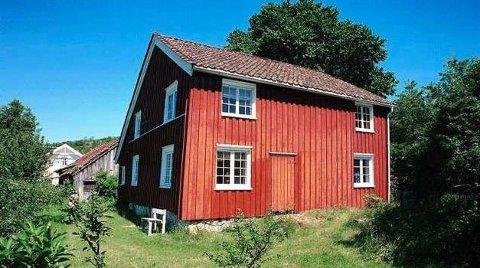 Ansjushuset i Helgeroa i Larvik får 300.000krtil utbedring av tak.