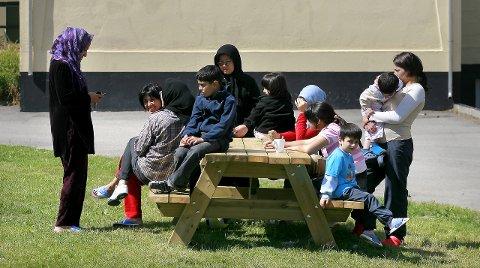 BEHOV: Enslige mindreårige flyktninger trenger voksenpersoner som kan ta seg av deres behov i møte med blant annet det offentlige.