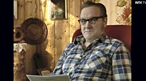 MED EGNE ORD: «Når menneskene er gått hjem» skrev lyriker Hans Børli i ett av sine dikt. Nå kan vi se Anno Museums Børli-dokumentar hjemme på NRK nett.
