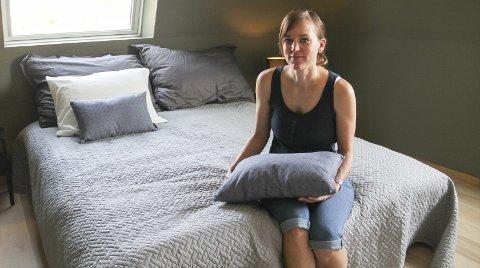 BYTTET BEITE:  Elisabeth Dahl har startet Mood boligstyling. Vadsøjenta har jobbet ved fengselet på Vardåsen siden 2012, men går nå nye veier.