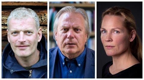 Gudbrandsdølene Lars Mytting, Ingar Sletten Kolloen og Åsne Seierstad er de tre mestsolgte sakprosaforfatterne i Norge de siste ti årene.