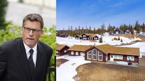 Tredobbelt olympisk mester fra Lillehammer-OL i 1994, Johann Olav Koss, har kjøpt hytte i Hafjell.