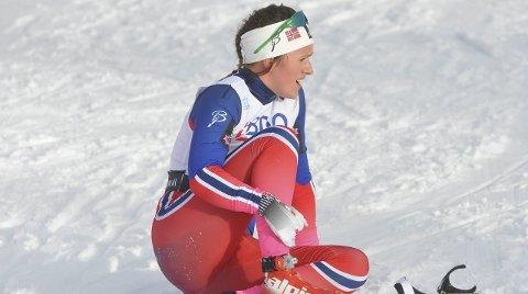 6. PLASS: Barbro Kvåle ble nummer seks på ti kilometer klassisk.