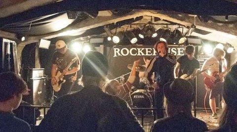 Rockehuset består: Rockehuset fortsetter i Rockehuset, og ungdomsklubben Domino skal fortsette i Konservativen inntil videre. Arkivfoto