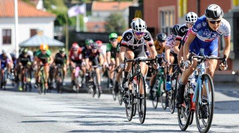 SYKKELFEST: Ladies Tour of Norway var en fin sykkelfest i slutten av august, og rittet hadde også gode seertall på TV2.