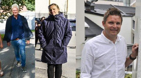 Det er fire personer som har søkt på stillinger som rektor ved Tistedal skole. Sjur Mørk ved Halden kommune, Elin Lande ved Tistedal skole og Knut Hov Malkenes er tre av dem.