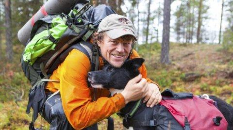 Ut på tur igjen: Følg Lars Monsen minutt for minutt i sommar på NRK.foto: Håvard Jenssen/NRK