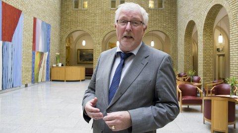 KRF: Geir Toskedal begynner 1. januar 2018 i ny jobb i Karmøy kommune.