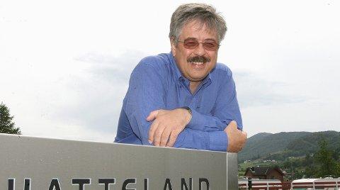 Gründeren: Jakob Hatteland ble i 2007 framstilt som Haugalandets rikeste mann. Arkivfoto: Kjell Strand