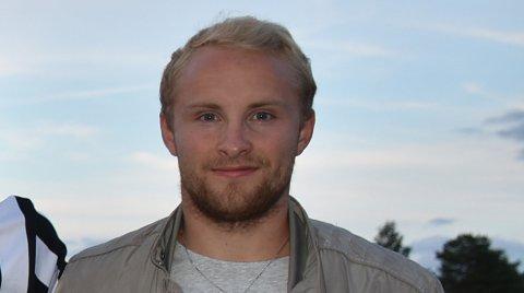 Utvist: Søndre må klare seg uten Hans Christian Bergsjø de neste tre kampene, etter at han fikk rødt kort i onsdagens hjemmekamp. Arkivfoto: Trym Helbostad