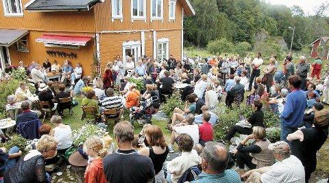 SAMME ÅND: De nye eierne forsikrer at Skåtøy kafé skal videreføres i samme ånd som tidligere. ARKIVFOTO