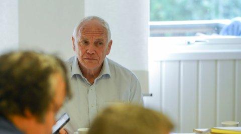 LURER: Sps Knut Klev er ikke spesielt imponert over EUs konkurranseregler.