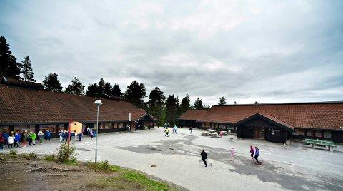 MER SMITTE: For andre gang er Madsebakken skole rammet av korona. Nå har en vikarlærer fått korona.