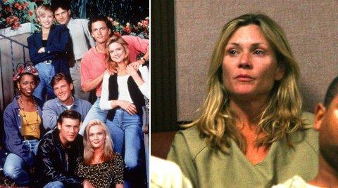 «Melrose Place» ble en suksess uten like, men for skuespiller Amy Jacone har livet siden bydd på flere tragedier.