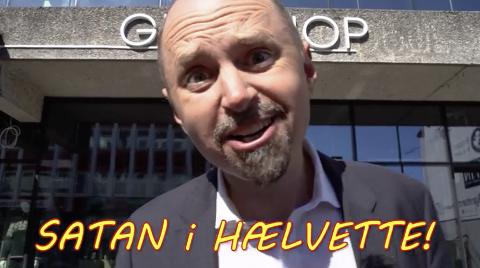 ELLEVILL: Videoen har fått stor oppmerksomhet og det går hardt ut over Tromsø.