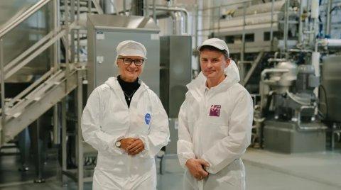 NY FABRIKK: Zooca har åpnet ny fabrikk i Sortland.