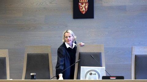 GROV FAMILIEVOLD: Tingrettsdommer Randi Lo var rettens administrator. Arkivbilde