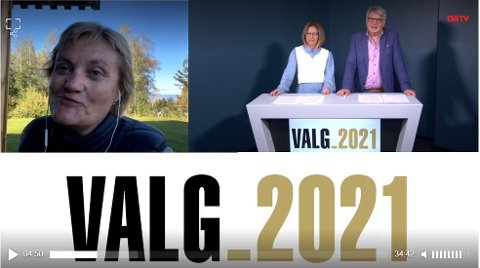 VALGVINNER: Rigmor Aasrud ble en av valgets klare vinnere og tror Jonas Gahr Stør eblir enig med Sp og SV om en ny plattform..