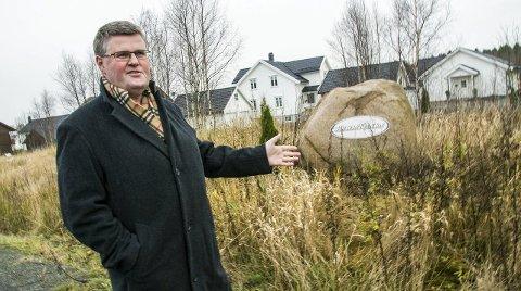 Fornøyd: Rolf Kristian Gjerstad er fornøyd med at valgstyret i Larvik har vedtatt å be kommunaldepartementet se på saksbehandlingen, etter rapporten om Gjerstads opptreden på biblioteket. Arkivfoto