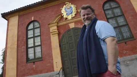 HJELPSOM: Han hjalp oss masse da, og han hjalp oss masse videre på veien også, sier Petter Anthon Næss om kameraten Nils Mathisen. Foto: Bjørn-Tore Sandbrekkene