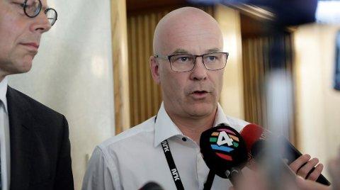 Kringkastingssjef Thor Gjermund Eriksen beklager at NRK vil levere et sterkt begrenset tilbud så lenge de NJ-organiserte journalistene streiker.